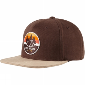 PrAna Brylan Ball Cap Brown