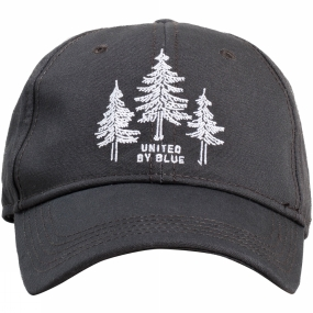 United By Blue Pine Tree Hat Charcoal