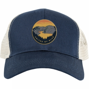 United By Blue Inlet Trucker Hat Navy