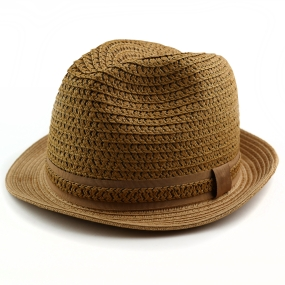 Ayacucho Trilby Toyo Hat Natural