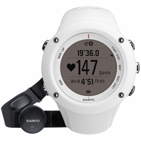 suunto ambit2 r hr watch white