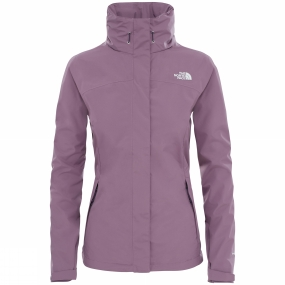 The North Face The North Face Womens Sangro Jacket Black Plum