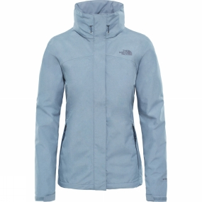 The North Face The North Face Womens Sangro Jacket Mid Grey Heather
