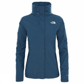 The North Face The North Face Womens Sangro Jacket Ink Blue