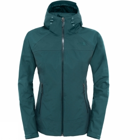 The North Face The North Face Womens Stratos Jacket Darkest Spruce