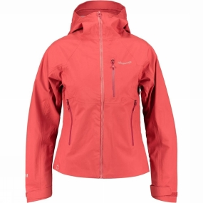 Ayacucho Ayacucho Womens Pacer 3L eVent Jacket Cranberry