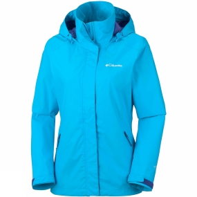 Womens Trestle Trail Hooded Jacket Plus Womens Trestle Trail Hooded Jacket Plus by Columbia