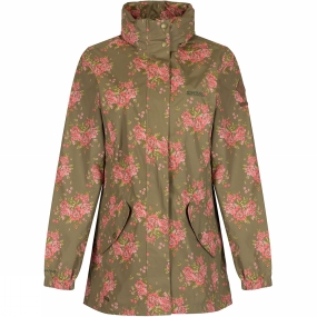 regatta-womens-pedrina-jacket-utility-green-floral
