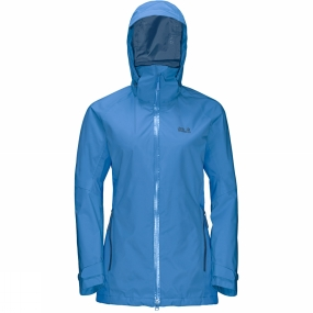 Jack Wolfskin Jack Wolfskin Womens Colorado Flex Jacket Wave Blue