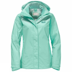Jack Wolfskin Jack Wolfskin Womens The Esmeraldas Jacket Pale Mint