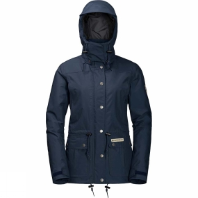 Jack Wolfskin Jack Wolfskin Womens Merlin XT Jacket Midnight Blue
