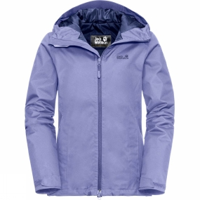 Jack Wolfskin Jack Wolfskin Womens Chilly Morning Jacket Lavender
