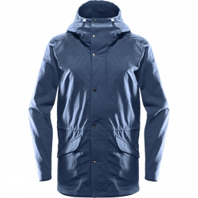 Haglofs Haglofs Womens Bjurs�s Jacket Blue Ink
