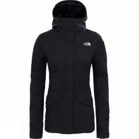 The North Face The North Face Womens Zip In Gore 2L Shell (All Terrain) TNF Black