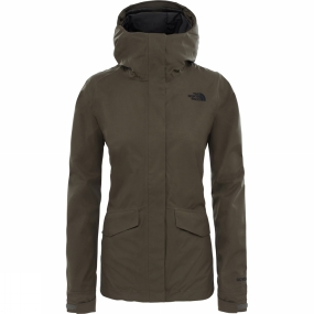 The North Face Womens Zip In Gore 2L Shell (All Terrain)