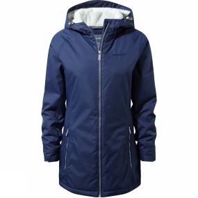 Craghoppers Craghoppers Womens Madigan Classic Thermic II Jacket Night Blue