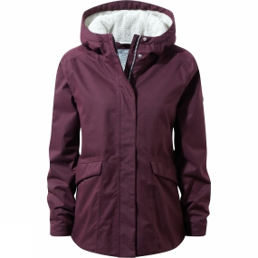 Craghoppers Craghoppers Womens Lindi Jacket Winterberry