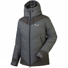 Salewa Salewa Womens Ortles Heavy Down Jacket Quiet Shade