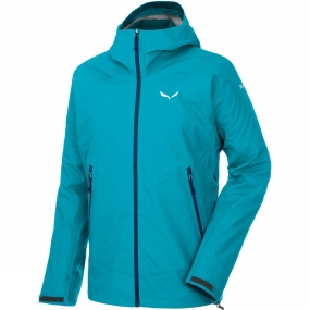Salewa Salewa Womens Sesvenna Light Shell Jacket Caneel Bay