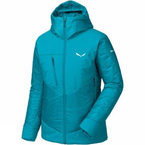 Salewa Salewa Womens Ortles 3 Primaloft Jacket Caneel Bay