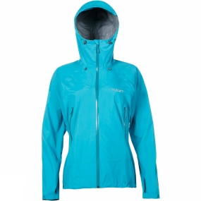 Rab Womens Downpour Plus Jacket