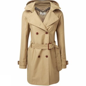 Aigle Womens Attalea Coat