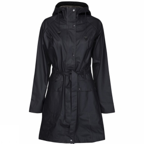 Ilse Jacobsen Womens Rain70 Raincoat
