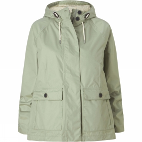 Craghoppers Craghoppers Womens Victoria Jacket Bush Green