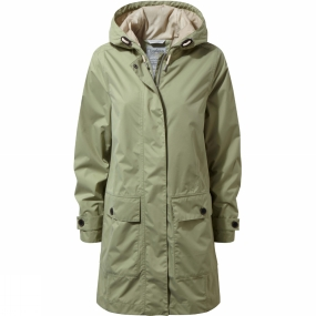 Craghoppers Craghoppers Womens Kylie Jacket Bush Green