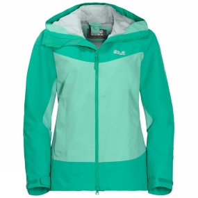 Jack Wolfskin Jack Wolfskin Womens North Ridge Jacket Pale Mint