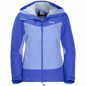 Jack Wolfskin Jack Wolfskin Womens North Ridge Jacket Pale Purple