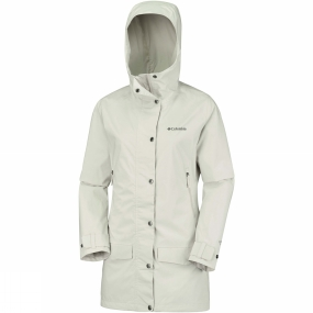 Womens Rainy Creek Trench Jacket Womens Rainy Creek Trench Jacket by Columbia
