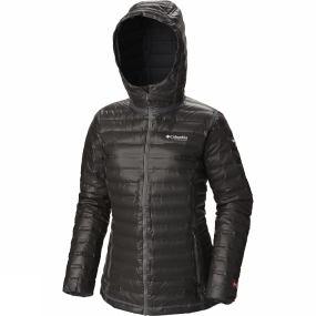Columbia Columbia Womens OutDry Ex Gold Down Jacket Black