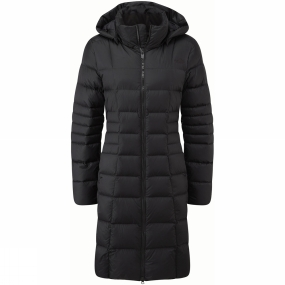 The North Face Womens Metropolis Parka II TNF Black