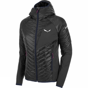 Salewa Salewa Womens Ortles Hybrid 2 PrimaLoft Jacket Black Out