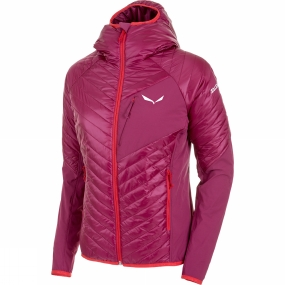 Salewa Salewa Womens Ortles Hybrid 2 PrimaLoft Jacket Red Onion