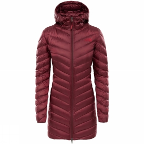 Image of The North Face Trevail Parka Fig