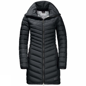Jack Wolfskin Jack Wolfskin Womens Richmond Coat Black