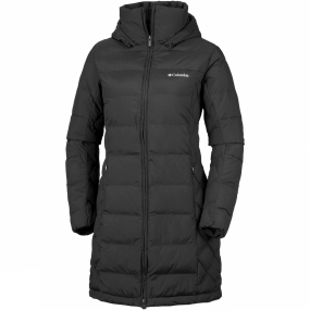 Columbia Columbia Womens Cold Fighter Mid Jacket Black