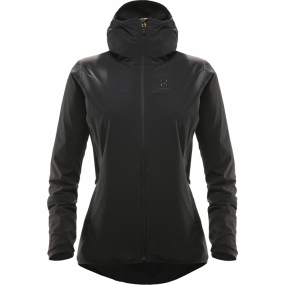 Haglofs Haglofs Womens Amets (Dream) Jacket True Black