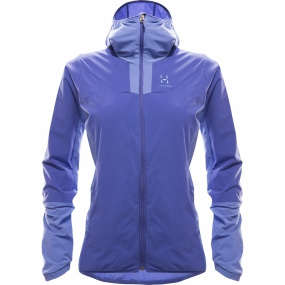 Haglofs Haglofs Womens Amets (Dream) Jacket Violet Storm/Purple