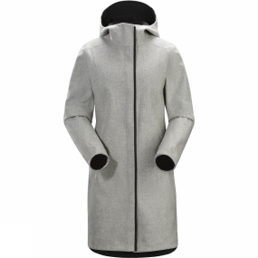 Arc'teryx Womens Embra Wool Softshell Coat
