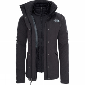The North Face Womens Synthetic Insulated Triclimate Jacket