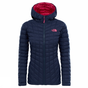 The North Face The North Face Womens Thermoball Hoodie Urban Navy