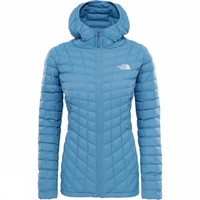 The North Face The North Face Womens Thermoball Hoodie Provincial Blue