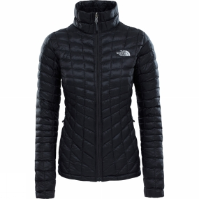 The North Face The North Face Womens Thermoball Zip In Jacket TNF Black