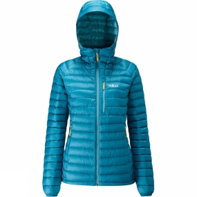 Rab Womens Microlight Alpine Long Jacket 2018