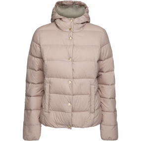 Ilse Jacobsen Ilse Jacobsen Womens Air04 Down Jacket Adobe Rose