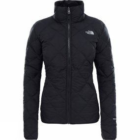 The North Face The North Face Womens Zip-In Reversible Down Jacket TNF Black