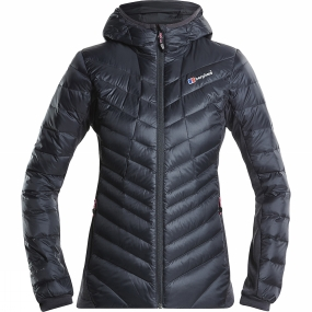 Berghaus Berghaus Womens Tephra Stretch Jacket Carbon